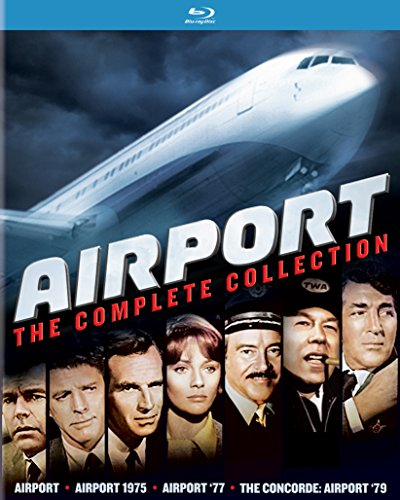 Airport: The Complete Collection [Blu-ray] by Universal Pictures Home Entertainment