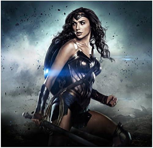 Batman vs Superman Wonder Woman Poster FREE US SHIPPING
