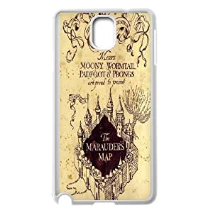 Yo-Lin case Style-6 - Harry Potter Series Pattern For Samsung Galaxy NOTE4 Case Cover