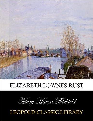 Elizabeth Lownes Rust