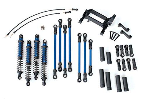 Long Arm Lift Kit - Traxxas TRX-4 Long Arm Lift Kit, Blue