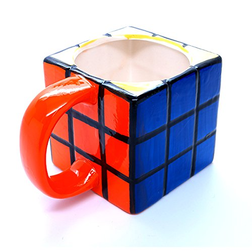 rubik coffee cup - 4