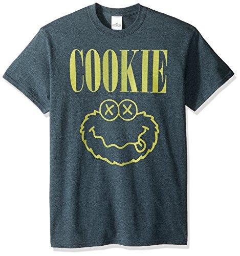 Sesame Street Monster Nirvana T Shirt