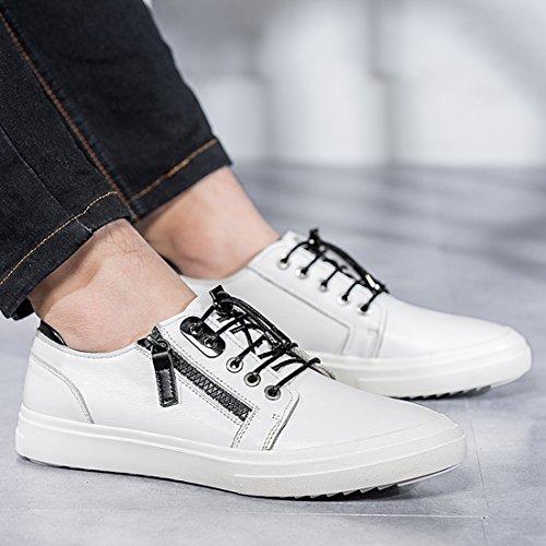 Bianco Sneaker White Uomo LH17AY Minitoo 40 LHEU IHngawS