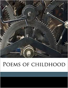 Book Poems of childhood