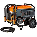 Generac 6433XT 8000E Watt Portable, 49-state/CSA For Sale
