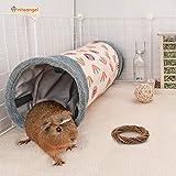 Niteangel Guinea Pig Tubes & Tunnels for Dwarf