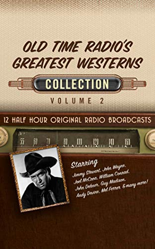 Old Time Radio's Greatest Westerns, Collection ()