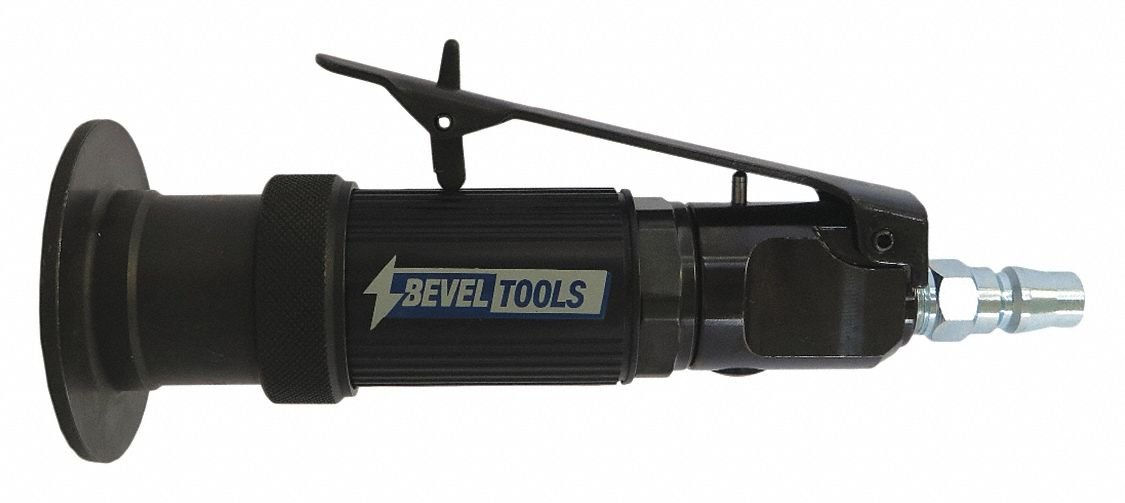 15° to 60° Air Beveler with 11.0 CFM @ Full Load by BEVEL TOOLS