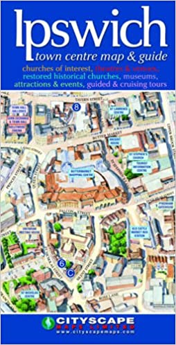 Ipswich Town Centre Map Ipswich Town Centre Map and Guide: Amazon.co.uk: 9781860801273: Books