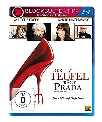 8c0f2dc4ed240 Der Teufel trägt Prada  Blu-ray   Amazon.de  Meryl Streep