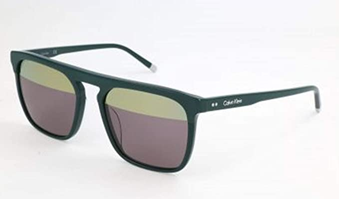migliore a buon mercato d3278 8272e Calvin Klein CK Ck4351S 317 56 Occhiali da Sole, Verde (Dark ...