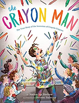 Image result for crayon man amazon