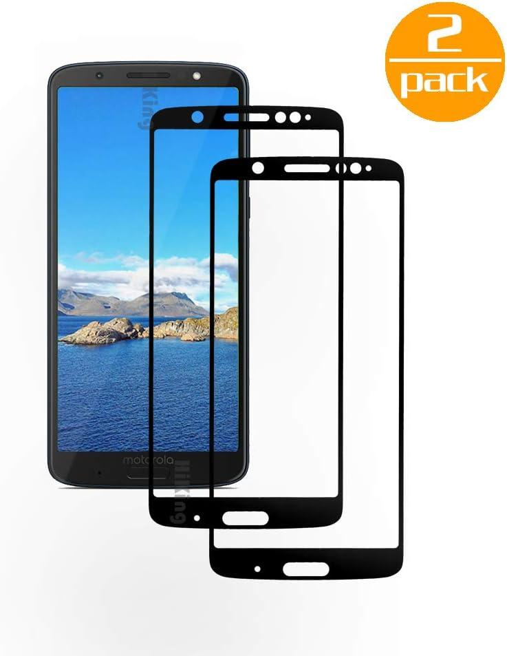 HiKing [2 Pack] para Motorola Moto G6 Plus Protector de Pantalla: Amazon.es: Electrónica