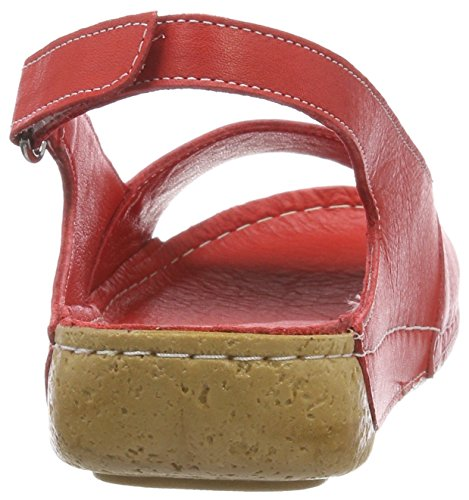 Rot WoMen 0025782 Conti Red Andrea 021 Heels Sandals wnY466px