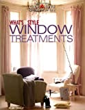 What's in Style - Window Treatments, Megan Connelly, 1580111114