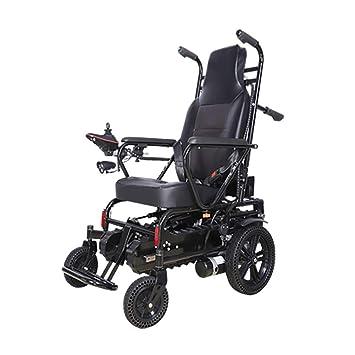 Silla de ruedas eléctrica plegable avanzada, puede subir las ...