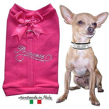 Perros softgesc infantil Princess tamaño s: Amazon.es: Productos para mascotas
