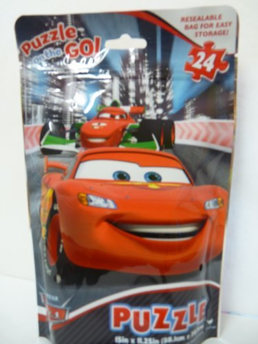 Disney Pixar Cars Puzzle on the Go