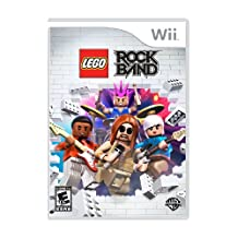 Lego: Rock Band - Wii Standard Edition