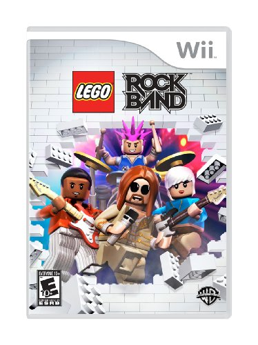 Lego Rock Band - Nintendo Wii