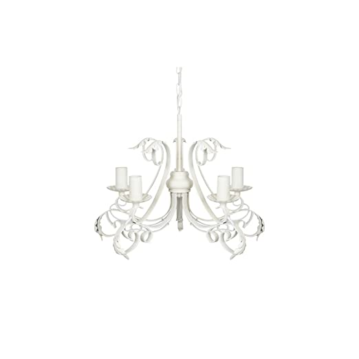 Laura ashley bailey distressed cream chandelier rrp 200 amazon laura ashley bailey distressed cream chandelier rrp 200 mozeypictures Choice Image