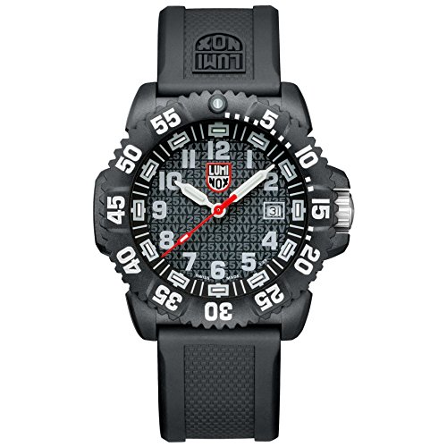 Men's Luminox Navy SEAL Colormark 25th Anniversary Box Set Series Watch 3051.25TH.SET