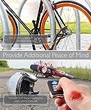 Fosmon Anti Theft Burglar Bike Alarm with