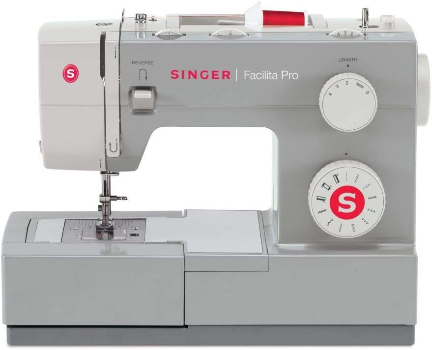 Máquina de Costura Mecânica, Facilita Pro 4411, 110v, Singer por Singer