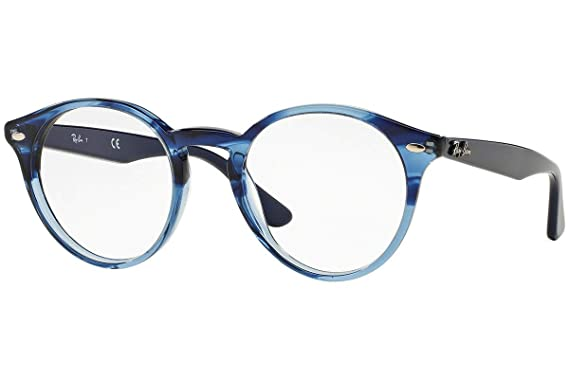 2e6fb00a1c Image Unavailable. Image not available for. Color: Eyeglasses Ray-Ban  Optical RX 2180VF 5572 STRIPED