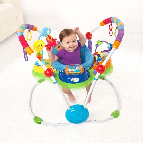 5147e4490018 Amazon.com  Baby Einstein Musical Motion Activity Jumper