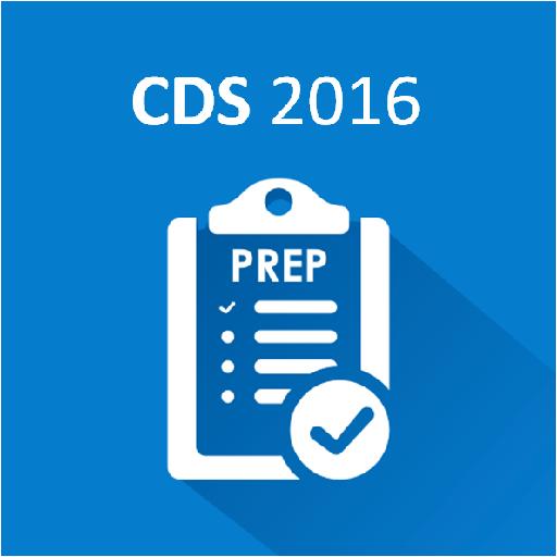 CDS 2016 Exam Prep