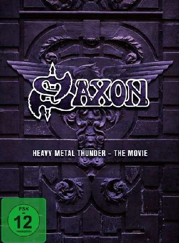DVD : Saxon - Heavy Metal Thunder-The Movie (Germany - Import, NTSC Format)