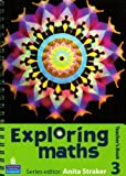 img - for Exploring Maths: Teacher's Book Tier 3 by Anita Straker (2008-07-15) book / textbook / text book