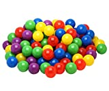 Kiddy Up Crush Resistant Pit Balls Playset (100 Count)