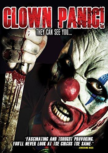 Clown Panic! (Sinister Clown Makeup)