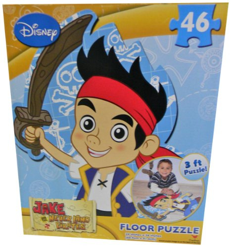 Jake and The Neverland Pirates Floor Puzzle]()