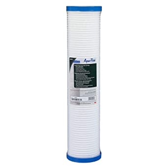 3M Aqua-Pure AP800 Series Whole House Replacement Water Filter Drop-in Cartridge AP810-2, Large Capacity, for use with AP802 Systems