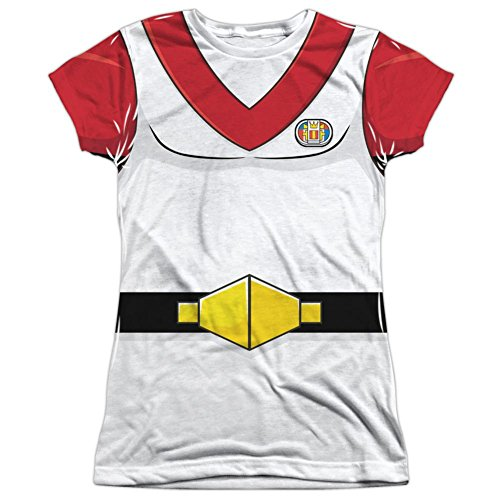 Juniors: Voltron- Keith Costume Tee Juniors (Slim) T-Shirt Size M (Voltron Kids Costume)