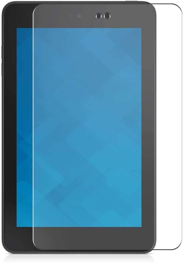 Puccy 4 Pack Screen Protector Film, compatible with Dell V7-3740 v7 3740 venue 7 7