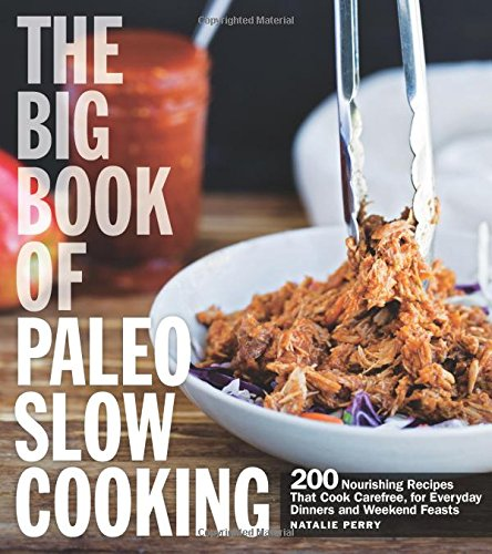Big Book Paleo Slow Cooking product image