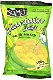 Samai Plantain Chips, Pacific Sea Salt, 5 Ounce (Pack of 8) For Sale