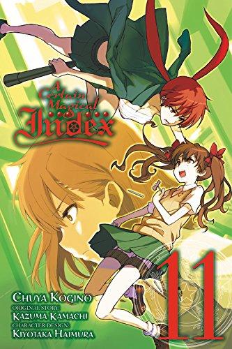 Read Online A Certain Magical Index, Vol. 11 (manga) (A Certain Magical Index (manga)) pdf