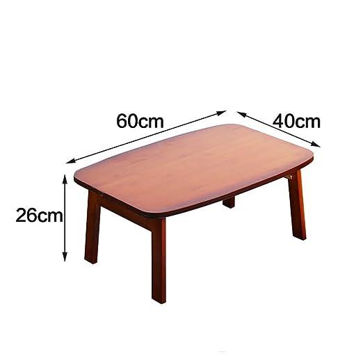 Cxmm - Mesa de Madera Plegable para Ordenador (80 x 50 x 34 cm ...