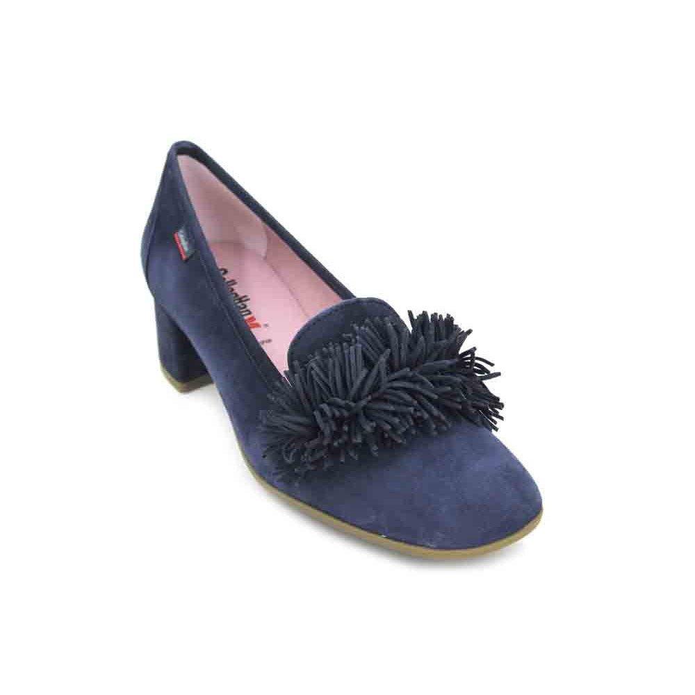 Callaghan Zapato de Piel Azul 21604 37 EU|Azul