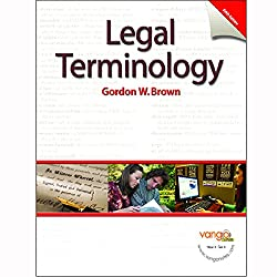 VangoNotes for Legal Terminology, 5/e