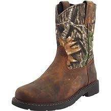 Kids' Sierra Western Boot