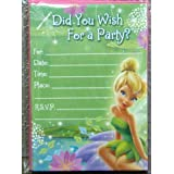 Amazoncom Tinkerbell Invitations Cards Party Supplies