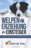 Welpenerziehung für Einsteiger: Die Kunst des Hundetrainings - Wie Sie ohne Stress Ihren Welpen richtig erziehen und stubenrein bekommen