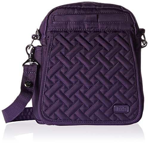 Lug Women's Flapper Cross Body Bag, Brushed Concord, One Size (Concord 1)